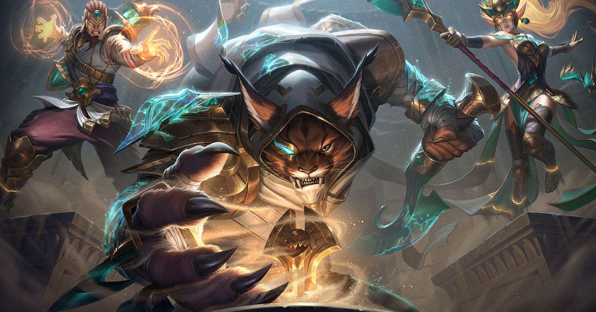 League of Legends patch 10.2 change list