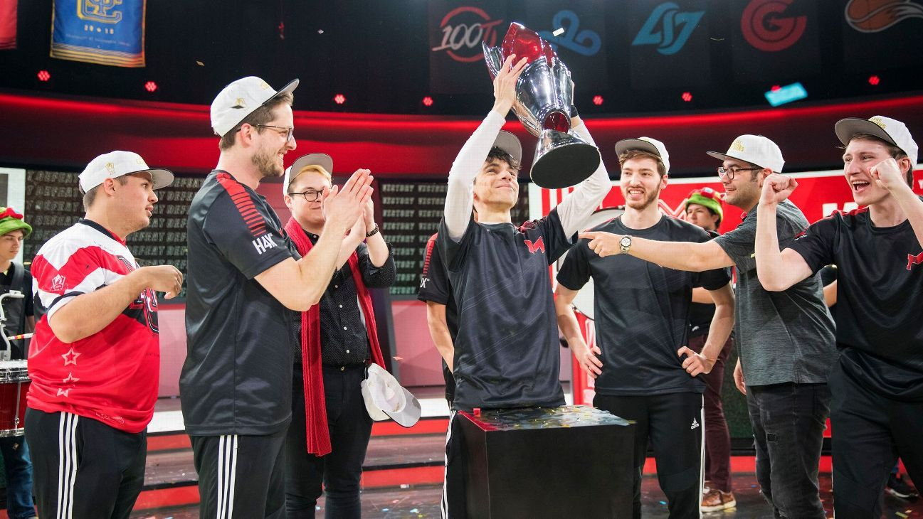Maryville University No. 1 in preseason ESPN College League of Legends coaches poll
